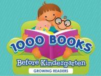1000 Books before Kindergarten.