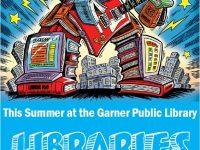 Garner Public Library begins Summer Reading May 5