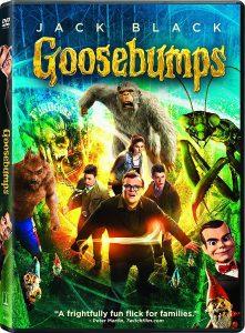 Goosebumps The Movie @ Garner Public Library