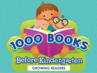 1000 Books before Kindergarten.