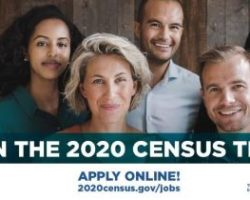 Looking for 2020 Census Takers